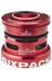 Sixpack Kingpin 2in1 ohjainlaakeri semi-integroitu ZS49/28.6 I EC49/40 , punainen